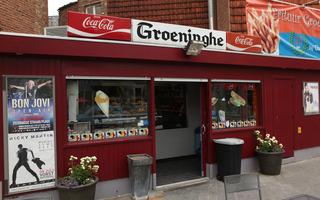 Frituur Groeninghe - Kortrijk - Oude zaak