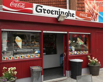 Frituur Groeninghe - FRITUUR GROENINGHE
